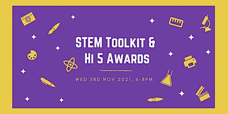 YS Training: STEM Toolkit and Hi 5 Awards tickets