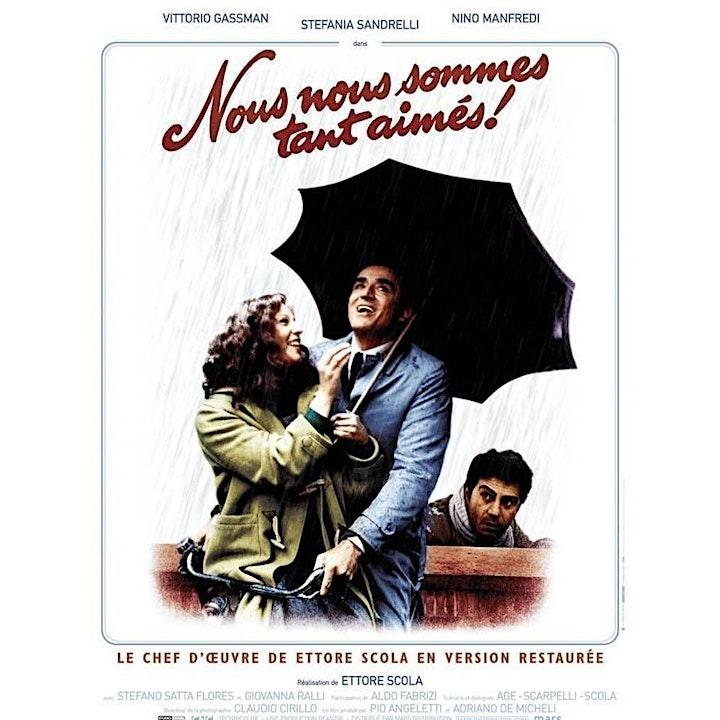 Image pour Le Cinéma du BHV MARAIS - Nous Nous Sommes Tant Aimés - 22/12 - 16h