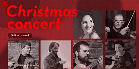 HC Christmas Carol Concert tickets