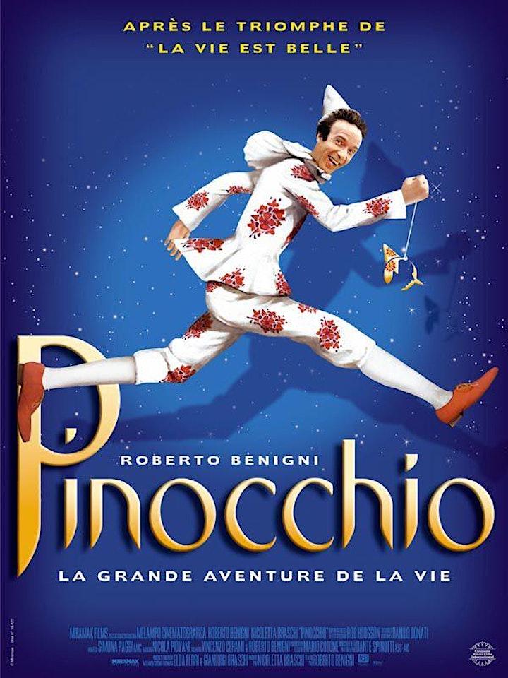 Image pour Le Cinéma du BHV MARAIS - Pinocchio - 24/12 - 14h30
