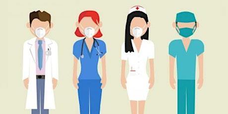 Protocolli anti-contagio per la sicurezza di studi e imprese della sanità biglietti