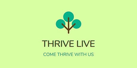 Thrive Live Online tickets
