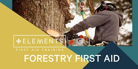 FORESTRY FIRST AID ( 8 hr) tickets