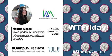 [VIRTUAL] Campus Breakfast VOL. 8 entradas