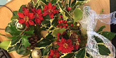 Festive Wreaths Workshop tickets
