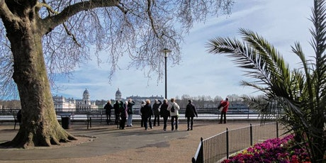 Walk & Talk: A walk along the North side of the River Thames tickets