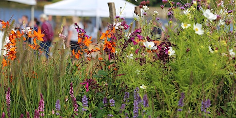 The  Belvoir Castle Flower and Garden show  17th & 18th of July 2021 tickets