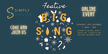 Simply Singing Festive Big Sing tickets