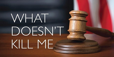 'What Doesn't Kill Me' – A film about Domestic Abuse and the Family Courts tickets