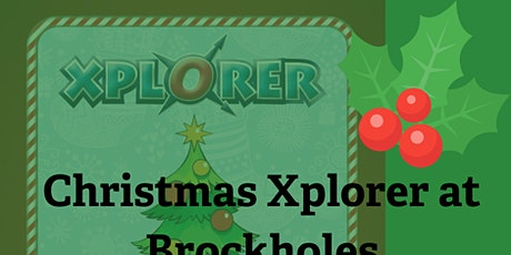 Christmas Xplorer Challenge at Brockholes - 2 January tickets