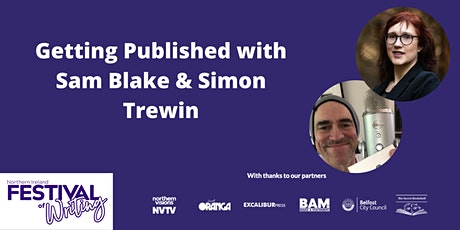 Getting Published with with Sam Blake & Simon Trewin tickets