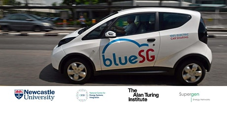 Smart Charging Webinar -Decarbonising Singapore: challenges & opportunities tickets