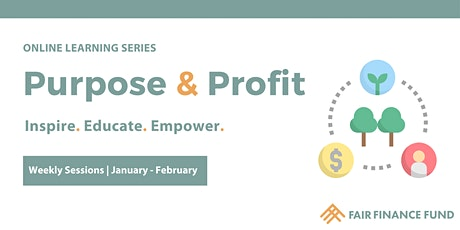 Online Learning Series: Purpose & Profit tickets