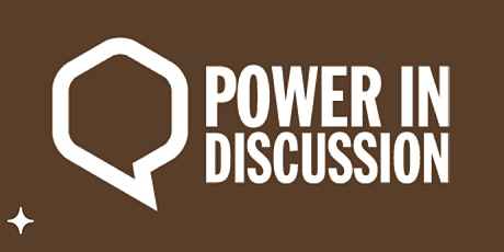 Power In Discussion and Peterborough Pride Tickets