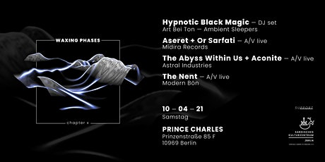 Waxing Phases - Chapter X tickets