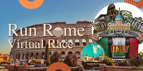 Run Rome Virtual Marathon tickets