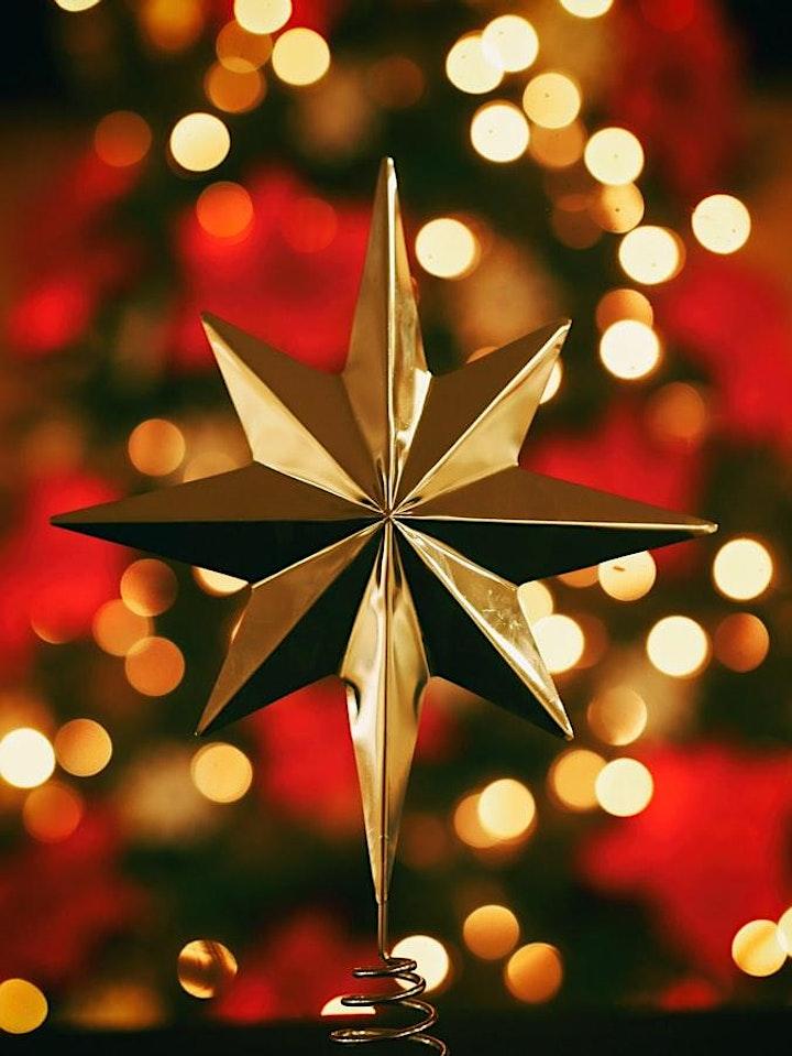 The eleven Christmas Communion image