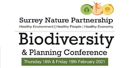 Biodiversity & Planning Conference 2021 tickets