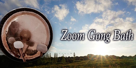 Zoom Gong Bath Relaxation tickets