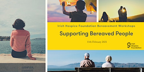 Supporting Bereaved People tickets