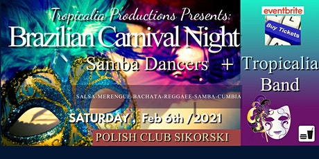 Latin Carnival Night tickets