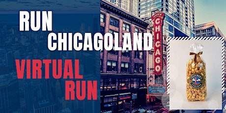 Run Chicagoland Virtual Race tickets