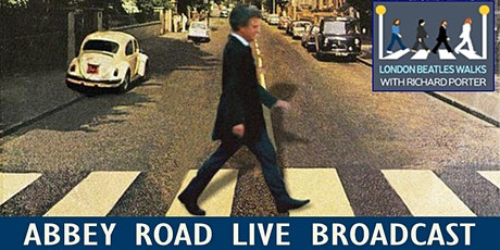 Abbey Road – Live Broadcast from the Street tickets