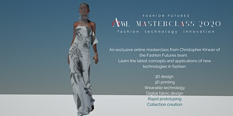 Africa Fashion Week London Masterclass - Fashion  Technology Innovation tickets
