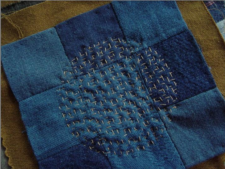 LET'S STITCH AGAIN - For the Love of Blue (rescheduled from Jan 23, 2021 ) image