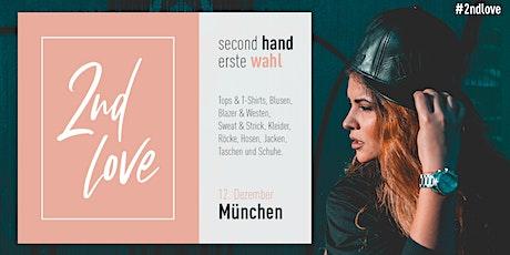 Second Love - München Tickets