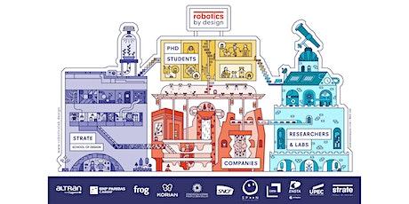 Robotics by Design Lab >>1st annual event / le 1er événement social annuel tickets