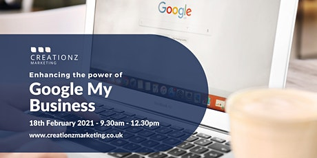 Enhancing The Power of Google My Business tickets