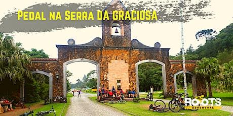 Pedal na SERRA DA GRACIOSA/PR - dias 09 e 10/JAN/21 ingressos