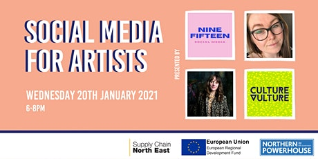 Social Media for Artists tickets