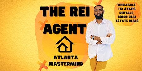 Atlanta Mastermind - Wholesale, Fix & Flip, Rent, BRRRR Real Estate tickets