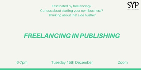 Freelancing in Publishing tickets