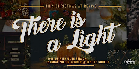 There is a Light Christmas Service Sunday 20 December 2020 tickets