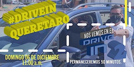 DriveIn Querétaro-2 tickets