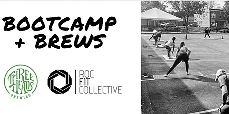 Bootcamp + Brews tickets