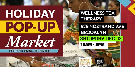 Holiday Popup Market tickets