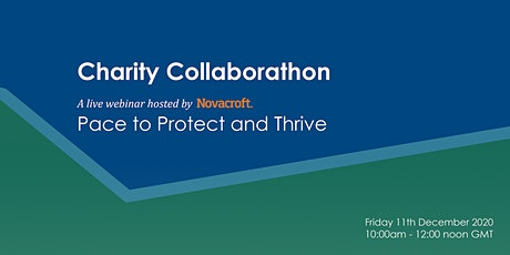 Charity Collaborathon: Pace to Protect and Thrive tickets