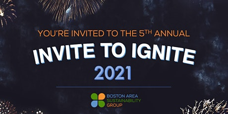 5th Annual Invite to Ignite entradas