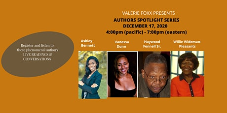 Authors Spotlight Series 1 - Episode 2 tickets