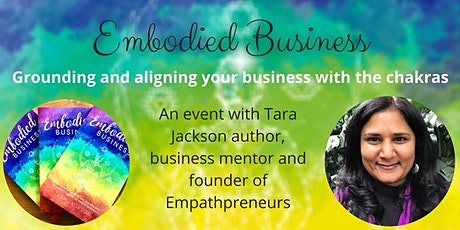Embodied Business tickets