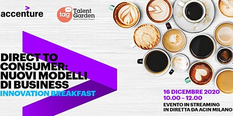 Innovation Breakfast con Accenture biglietti