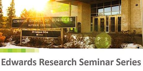 Edwards Research Seminar Series December 2020 tickets