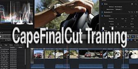 Final Cut Pro X (FCPX) Creative Editing Workshop | Cape Town, South Africa tickets