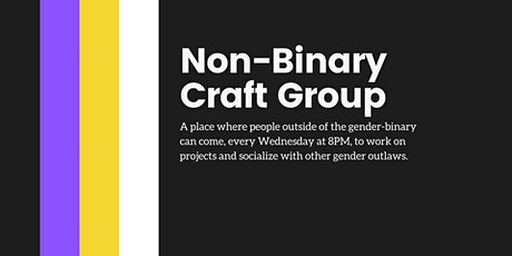 Non-binary Craft Group tickets