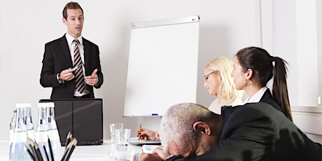 Master the perfect public speaking delivery - virtual class  tickets