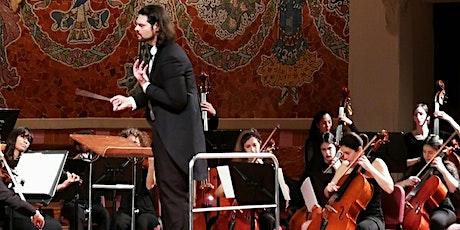 Concierto de Navidad-OMB Orquesta entradas